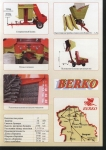 Комбайн для уборки кукурузы в початках Berko