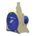 Дробилка молотковая с пневмозабором ДМП-1,5