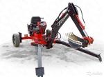 Прицепной мини-экскаватор Landformer 100
