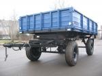 Прицеп тракторный самосвальный 2ПТСЕ-5