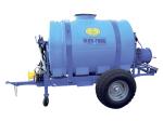 Машина для дезинфекции животноводческих помещений и зерноскладов МДП-2006