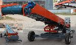 Транспортер ленточный наклонный ТЛН-6565