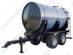 Полуприцеп тракторный для перевозки жидких удобрений